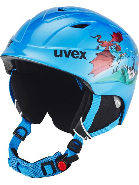 UVEX Airwing 2 Pro Helm blauw